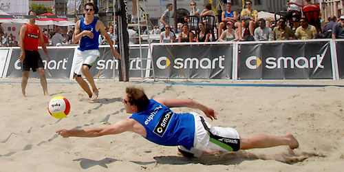 Belgian Beachvolley Gent