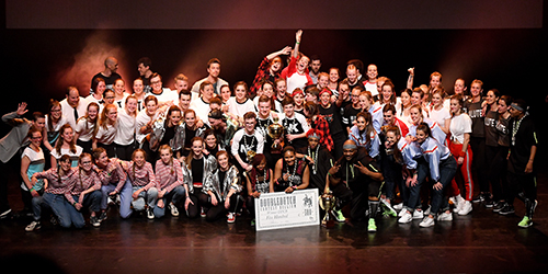 Double Dutch Contest Belgium