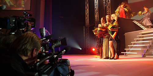 Finale Miss Belgian Beauty 2008