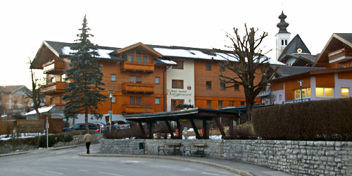 Hotel Metzgerwirt Zell Am See