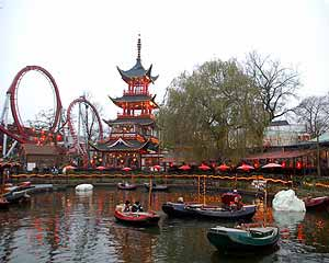 China gedeelte in Tivoli