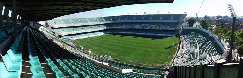 Mercedes Benz Van >> Manuel Ruiz de Lopera - Stadion Betis Sevilla