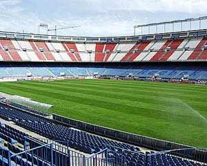 Vincente Calderón - Stadion Atletico Madrid