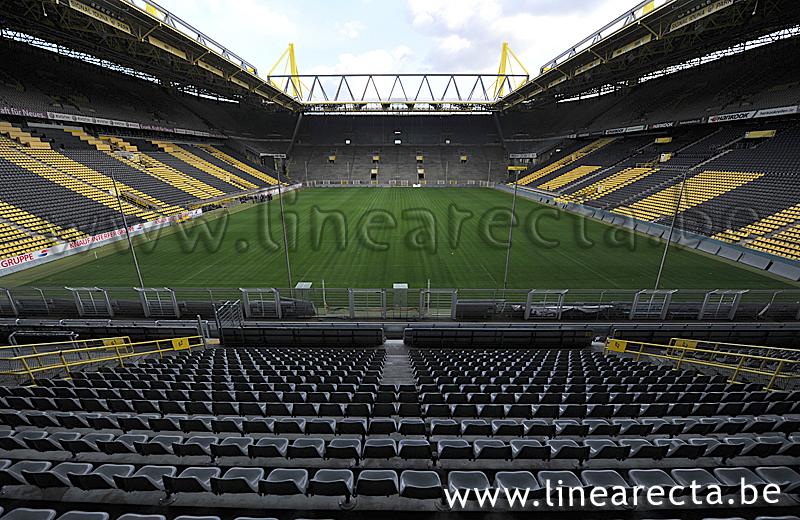 westfalen stadion stadion borussia dortmund