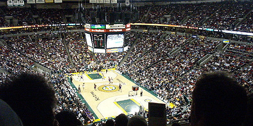 Key Arena Seattle