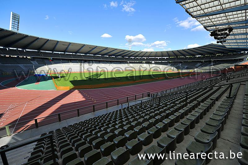 Koning Boudewijnstadion Nationaal Stadion Belgi