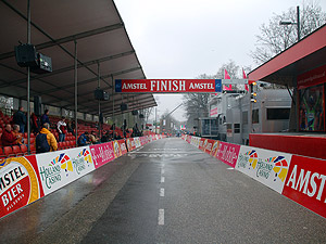 Finish Amstel Gold Race 2006