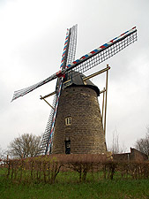 Windmolen Wolfshuis.
