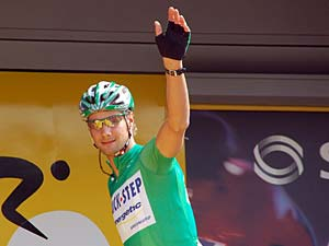 Tour de France 2007 vertrek Waregem.
