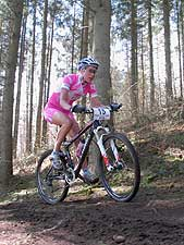 Wereldbeker Mountainbike Houffalize.