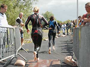 No Limit Triatlon Oudenaarde 2009