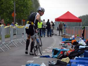 No Limit Triatlon Zwevegem 2010