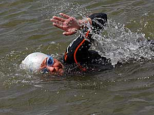 No Limit Triatlon Zwevegem 2011