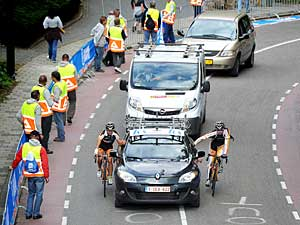 WK UCI ploegentijdrit 2012 in Valkenburg