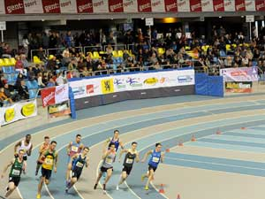 IFAM - International Flanders Athletics Meeting Gent 2015