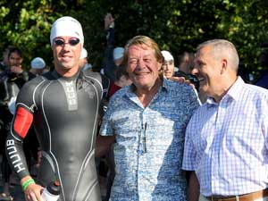 BK triatlon standard distance Deinze 2015
