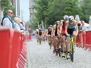 Port of Antwerp Triathlon 2018