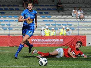Cup Final: K.A.A. Gent ladies – Standard De Liège