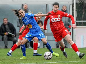 K.A.A. Gent ladies - Standard CL (BVB)