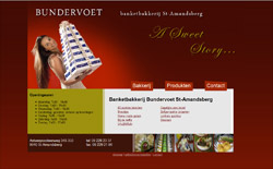 Screenshot www.bundervoet.be